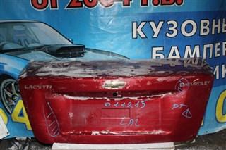 Крышка багажника Chevrolet Lacetti Бердск