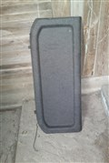 Полка багажника для Suzuki SX4 SUV