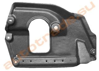 Защита двигателя Lexus LX570 Улан-Удэ