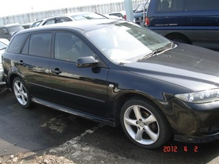 Глушитель Mazda Atenza Sport Владивосток