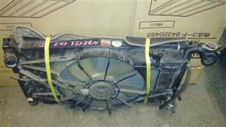 Радиатор основной Toyota Corolla Runx Владивосток