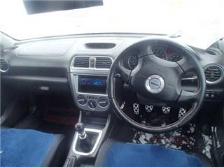 Салон в сборе Subaru Impreza WRX STI Владивосток