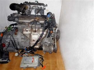 Двигатель Honda S-MX Новосибирск