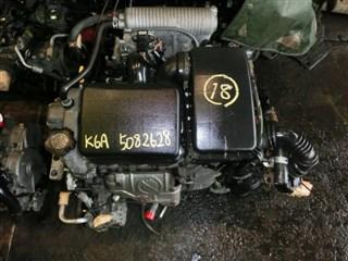 Двигатель Mazda Az Wagon Новосибирск