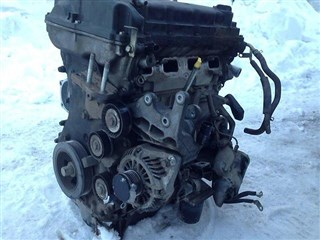 Двигатель Mitsubishi Lancer X Омск