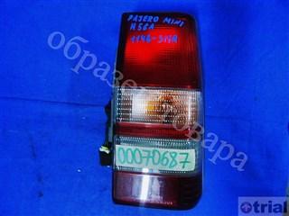 Стоп-сигнал Mitsubishi Pajero Junior Барнаул