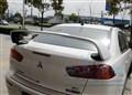 Спойлер для Mitsubishi Lancer Evolution