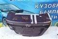 Крышка багажника для Hyundai Solaris