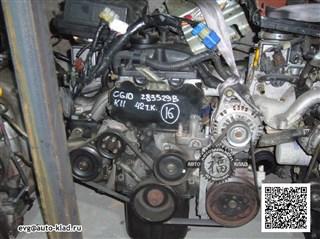 Двигатель Nissan March Новосибирск
