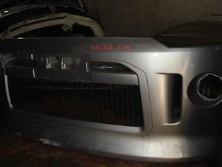 Бампер Mitsubishi Delica D5 Владивосток
