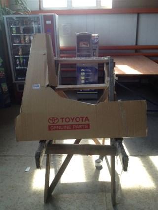 Крыло Toyota Premio Новосибирск