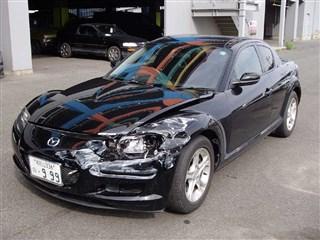 Капот Mazda RX-8 Челябинск