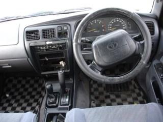 Радиатор основной Toyota Surf Владивосток