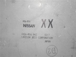 Блок управления efi Nissan Sunny Владивосток