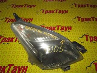 Фара Toyota Ractis Уссурийск