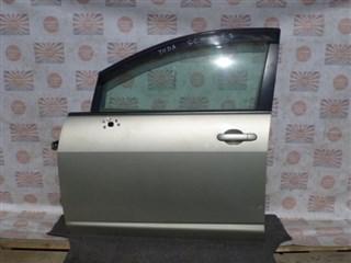 Дверь Nissan Tiida Latio Владивосток