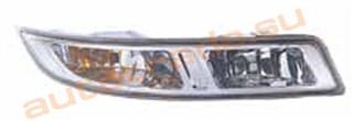 Туманка Nissan Almera Иркутск