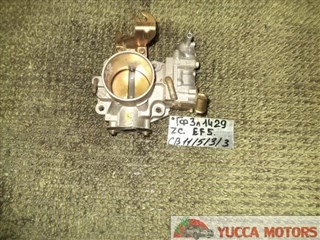 Блок дросельной заслонки Honda Civic Shuttle Барнаул