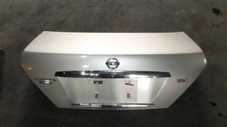Крышка багажника Nissan Bluebird Sylphy Владивосток