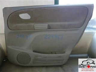Обшивка дверей Suzuki Grand Escudo Иркутск