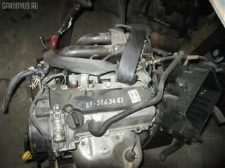 Двигатель Daihatsu Mira Gino Новосибирск
