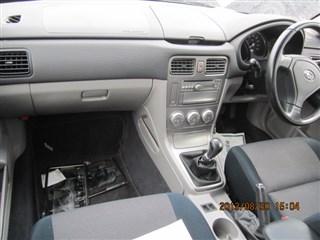 Обшивка пола Subaru Forester Новосибирск