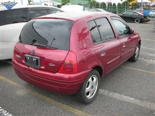 Дверь задняя Renault Clio Челябинск