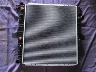 Радиатор основной Ford Explorer Владивосток