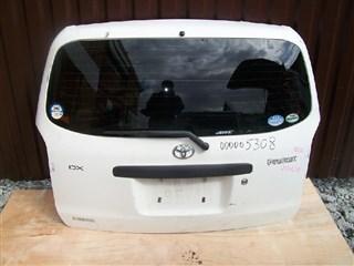 Дверь задняя Toyota Probox Новосибирск