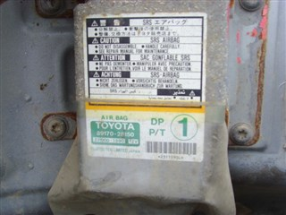 Блок управления airbag Toyota Townace Noah Владивосток