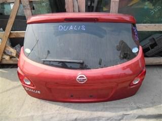 Дверь задняя Nissan Dualis Владивосток