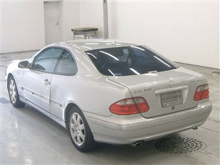 Крышка багажника Mercedes-Benz CLK-Class Челябинск