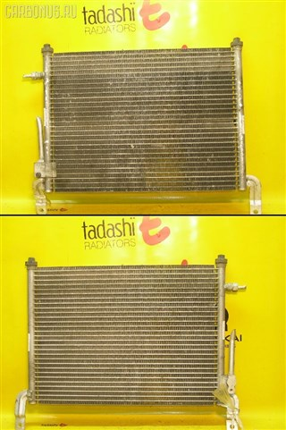 Радиатор кондиционера Honda Acty Новосибирск