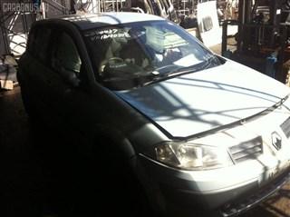 АКПП Renault Megane II Владивосток