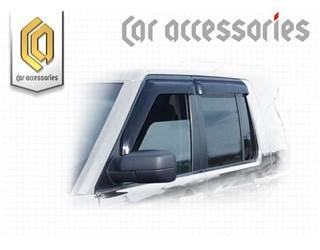Ветровики комплект Land Rover Discovery Новосибирск