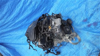 Двигатель Toyota Belta Владивосток