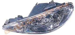 Фара Peugeot 206 Иркутск