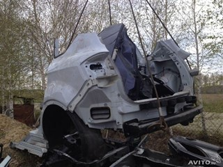 Кузов Ford Kuga Челябинск