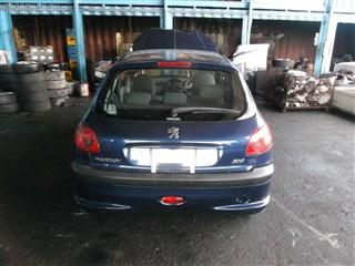 Стойка Peugeot 206 Новосибирск