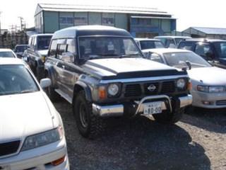 Подножка Nissan Safari Владивосток