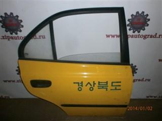 Дверь Hyundai Accent Москва