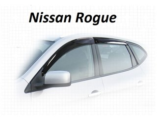 Ветровики комплект Nissan Rogue Владивосток