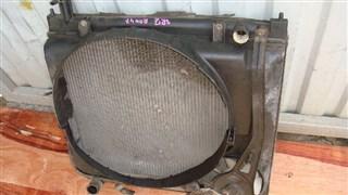 Радиатор основной Toyota Regius Владивосток