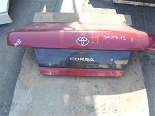 Крышка багажника Toyota Corsa Владивосток
