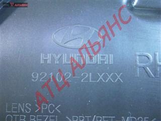 Фара Hyundai I30 Владивосток
