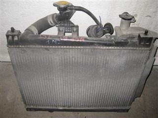 Радиатор основной Toyota Ist Владивосток