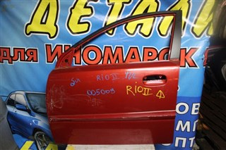 Дверь KIA Rio Бердск