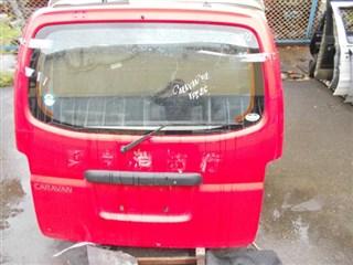 Дверь задняя Nissan Caravan Уссурийск