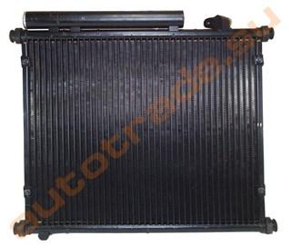 Радиатор кондиционера Honda Jazz Новосибирск