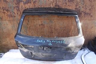 Дверь задняя Skoda Fabia Бердск